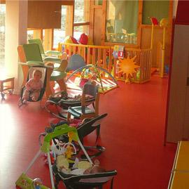 Ouverture de structure d'accueil Petite Enfance par les stagiaires MIMOSAE